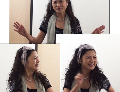 Hellen Chen's Love Seminar in Los Angeles Oct 12