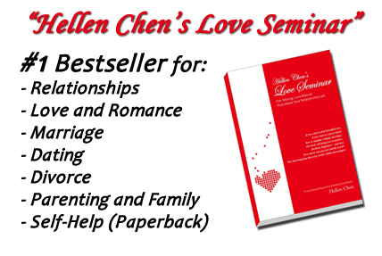 Hellen Chen's Love Seminar: To Love or Be Loved is an Ability